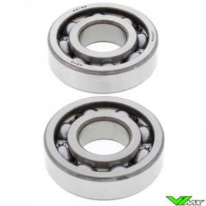 Crankshaft bearings All Balls - Honda XR200R XR250R Yamaha TT-R250