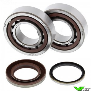 Crankshaft bearings All Balls - KTM 250SX-F 250EXC-F