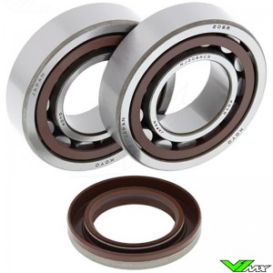 Crankshaft bearings All Balls - KTM 400SX 520SX 525SX 450SX-F 400EXC 450EXC 520EXC 525EXC