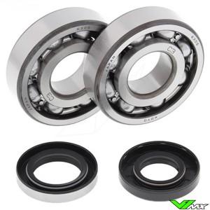 Crankshaft bearings All Balls - Husqvarna CR250 WR250 WR360