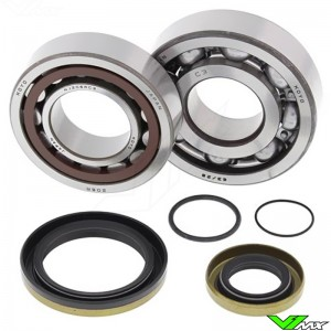 Crankshaft bearings All Balls - GasGas MC250 EC200 EC250 EC300