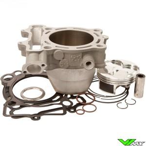 Cilinder Zuiger kit 250cc HC Cylinder works - Suzuki RMZ250