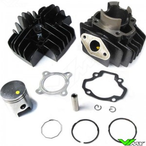 Cilinder Zuiger kit 80cc Tecnium - Yamaha PW80