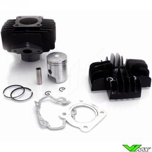 Cilinder Zuiger kit 50cc Tecnium - Yamaha PW50