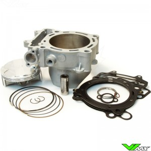 Cilinder Zuiger kit 450cc HC Cylinder works - Kawasaki KXF450