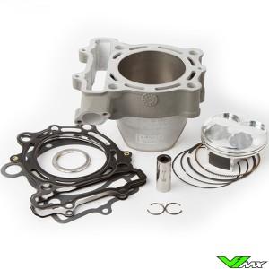 Cilinder Zuiger kit 250cc HC Cylinder works - Kawasaki KXF250