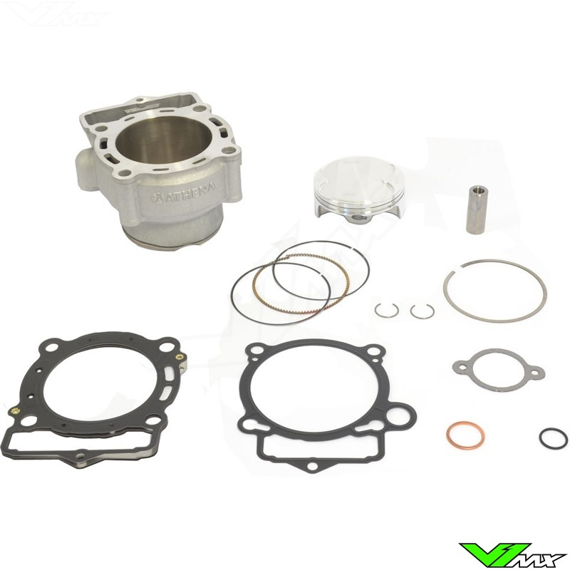 cylinder piston kit 350cc athena husqvarna ktm v1mx. Black Bedroom Furniture Sets. Home Design Ideas