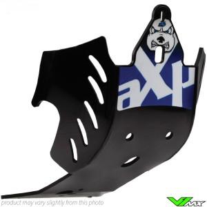 Skidplate AXP GP blue - Yamaha YZF250 YZF450