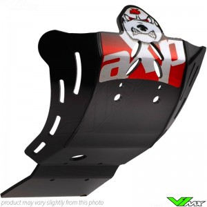 Skidplate AXP GP red - Honda CRF250R