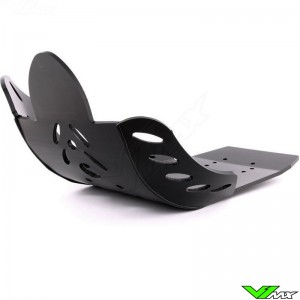 Skidplate AXP GP blue - Yamaha YZF450