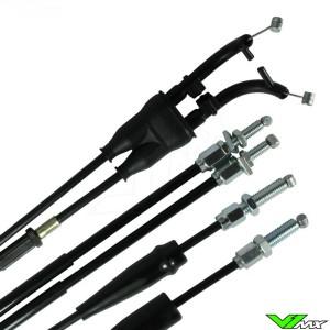 Apico Gaskabel - KAWASAKI KXF250 KXF450 RMZ250
