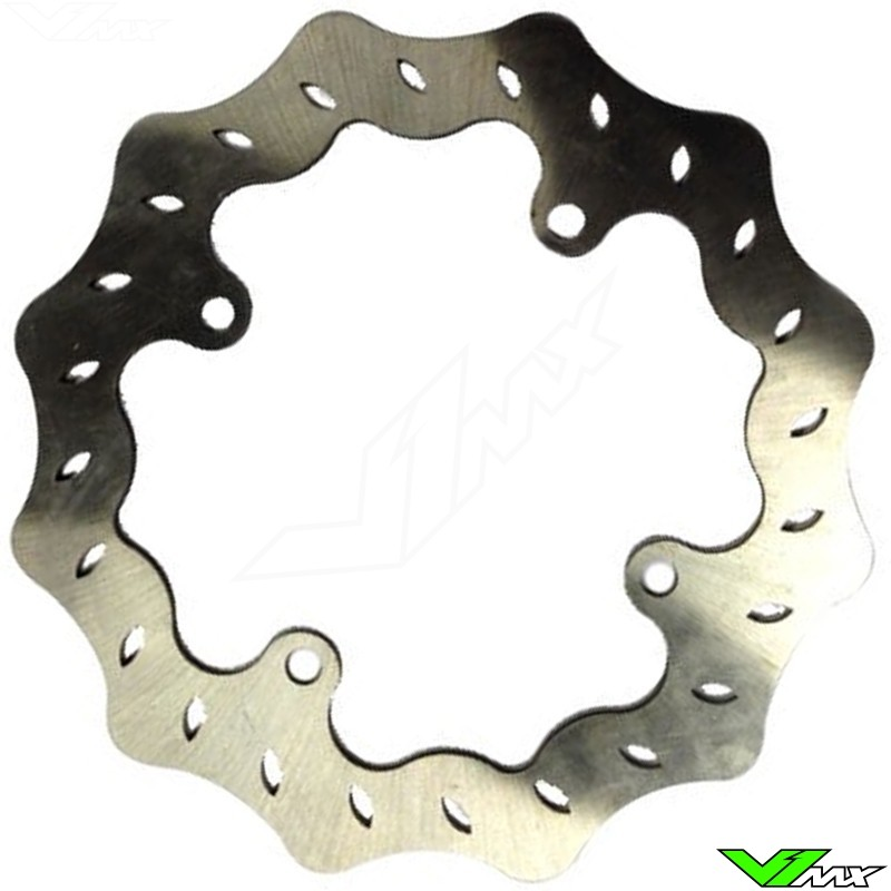 S-Teel Wave Rear Brake Disc - HONDA CR250 CR125