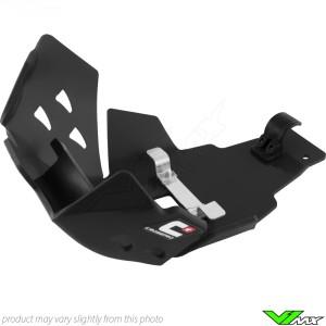 Skidplate CROSS-PRO Enduro - KTM 125SX 200SX 125EXC 200EXC