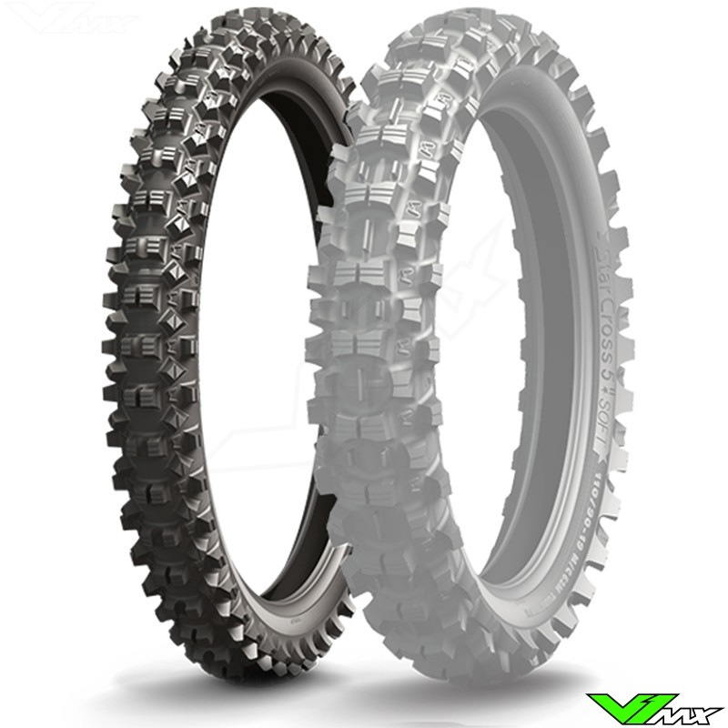 Michelin Starcross 5 Soft Crossband 80/100-21 51M