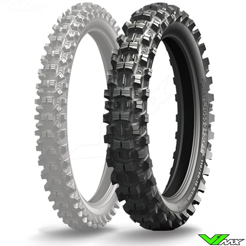 Michelin Starcross 5 Soft Crossband 120/90-18 65M