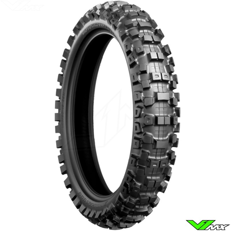 Bridgestone Motocross M404 MX Tire 90/100-14 49M
