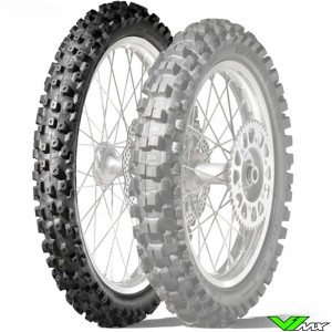 Dunlop Geomax MX52 MX Tire 60/100-12 36J
