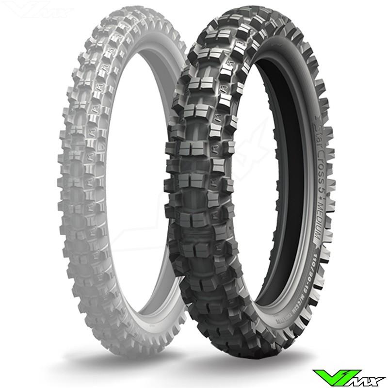 Michelin Starcross 5 Medium Crossband 110/100-18 64M