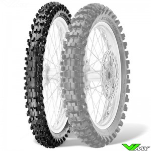Pirelli Scorpion MX Mid Soft 32 Crossband 70/100-17 40M