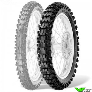 Pirelli Scorpion MX Mid Soft 32 Crossband 90/100-14 49M