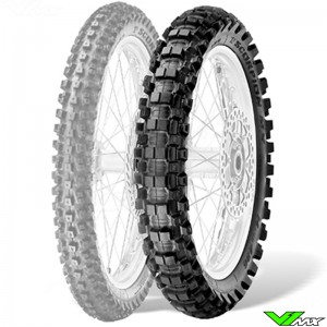 Pirelli Scorpion MX Hard 486 MX Tire 120/80-19 63M