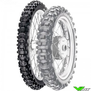 Pirelli Scorpion XC Mid Hard MX Tire 80/100-21 51R
