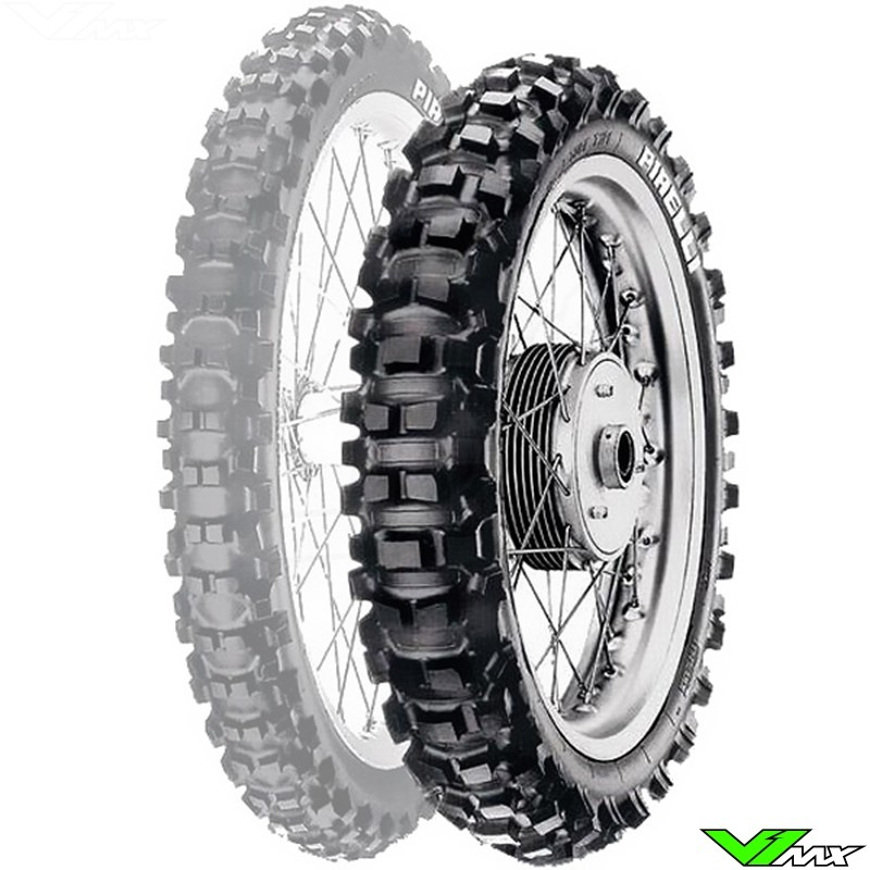 Pirelli Scorpion XC Mid Hard Crossband 110/100-18 64M