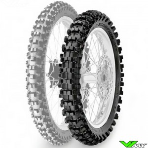 Pirelli Scorpion XC Mid Soft MX Tire 120/100-18 68M