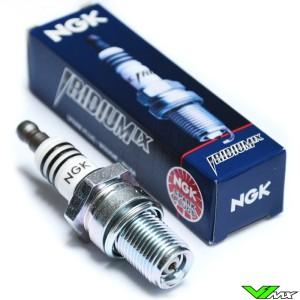 Bougie Iridium IX NGK CR6HIX - Honda CRF50-70F XR70R Kawasaki KLX110 Suzuki DR-Z110 Yamaha TTR90-110