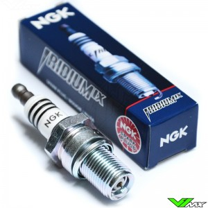 Spark plug Iridium IX NGK CR7EIX - Husqvarna TE350 TE400 TE410 TC510 TE510 TC570 TE570 TC610 TE610