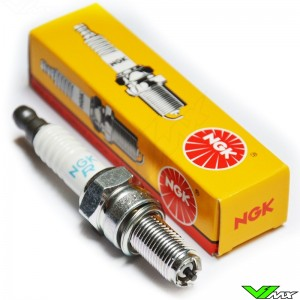 Spark plug NGK DPR8EA-9 - Honda XR350R XR500R XR600R Kawasaki KLR650 KLX650 Yamaha XT600