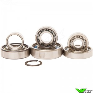 Transmission bearing kit Hot Rods - Kawasaki KX85 KX100 Suzuki RM100