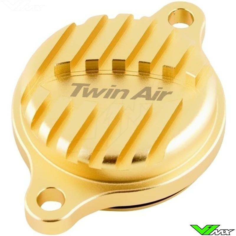 Oil filter cover Twin Air - Kawasaki KXF450