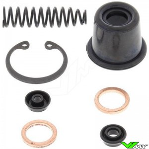 Master cylinder repair kit (rear) All Balls - Honda CR125 CR250 CRF250R CRF250X CRF450R CRF450X