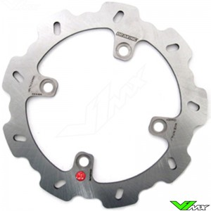 Brake disc rear Braking wave fixed - Honda XR250R XR400R XR600R