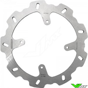 Brake disc rear Braking wave fixed - Honda XR650R