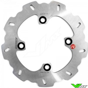 Brake disc rear Braking wave fixed - Kawasaki KX85 KX100 Yamaha YZ80