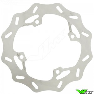 Brake disc rear Braking wave fixed - Suzuki RMZ250 RMZ450