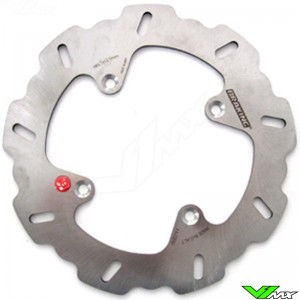 Brake disc rear Braking wave fixed - Yamaha YZ80 YZ85