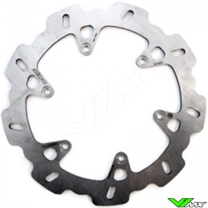 Brake disc rear Braking wave fixed - Suzuki RM125 RM250
