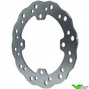 Brake disc rear NG wave fixed - Kawasaki KX125-500 KDX200-250 KLX300