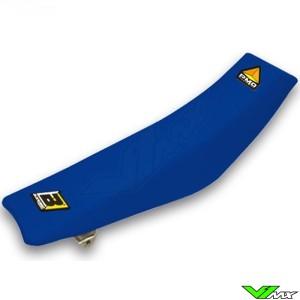 Seat cover Blackbird Pyramid blue - Yamaha YZF250 YZF450