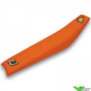 Seat cover Blackbird Pyramid orange - KTM