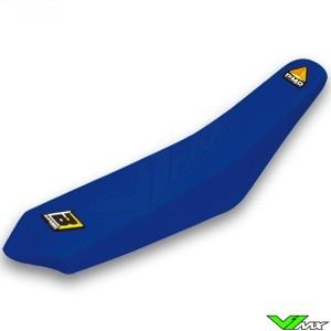 Seat cover Blackbird Pyramid blue - Sherco 250SE 250SEF 300SE 300SEF 450SEF