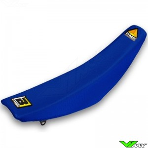 Seat cover Blackbird Pyramid blue - Yamaha YZ125 YZ250