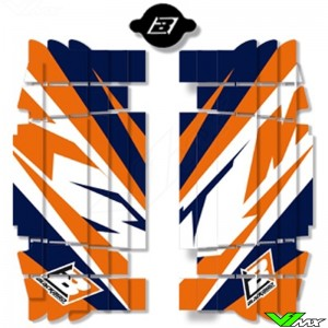 Radiateur stickers Blackbird Marchetti Racing - KTM 125SX 150SX 250SX-F 350SX-F 450SX-F