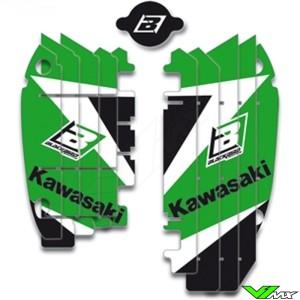 radiateur stickers stickers Blackbird - Kawasaki KXF250 KXF450