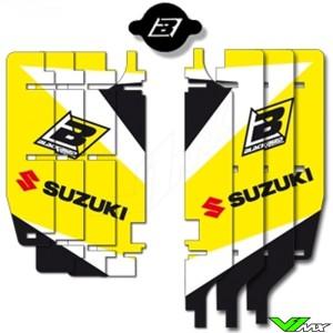 radiateur stickers stickers Blackbird - Suzuki RMZ250