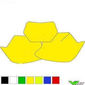 Number plate backgrounds clean - TM EN125 EN144 EN250 EN250Fi EN300 EN450Fi EN530Fi