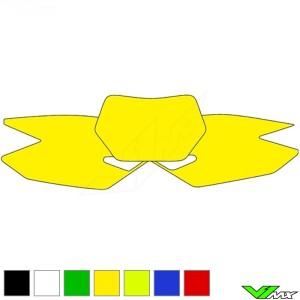 Number plate backgrounds clean - TM EN125 EN144 EN250 EN300 EN250Fi EN450Fi EN530Fi